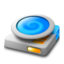 64x64px size png icon of cd driver