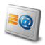 64x64px size png icon of e mail