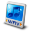 64x64px size png icon of file wav