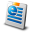 64x64px size png icon of internet document