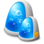 64x64px size png icon of mynetwork