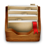 64x64px size png icon of wood folder