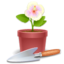 64x64px size png icon of Flowerpot