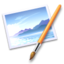 64x64px size png icon of Painting App 2