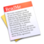 64x64px size png icon of ReadMe
