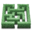64x64px size png icon of Hedge Labyrinth