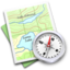 64x64px size png icon of Map App