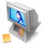 64x64px size png icon of TOS Desk Computer T'Pring