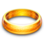 64x64px size png icon of The One Ring