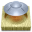 64x64px size png icon of Crop Circle