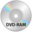 64x64px size png icon of The DVD RAM