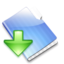 64x64px size png icon of The Drop Box Folder