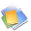 64x64px size png icon of The Library Folder