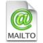 64x64px size png icon of The Mailto Location