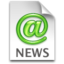 64x64px size png icon of The News Location
