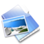 64x64px size png icon of The Pictures Folder