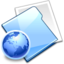 64x64px size png icon of Internet Folder