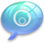64x64px size png icon of alert3 Light Blue