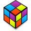 64x64px size png icon of cube