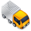 64x64px size png icon of truck