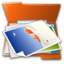 64x64px size png icon of New Pictures