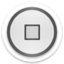 64x64px size png icon of audio stop