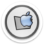 64x64px size png icon of folder mac