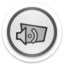 64x64px size png icon of folder speaker