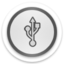 64x64px size png icon of sys usb