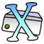 64x64px size png icon of Hard Drive X
