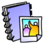 64x64px size png icon of Image Album