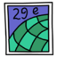 64x64px size png icon of eStamp