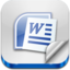 64x64px size png icon of Doc File