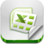 64x64px size png icon of XLS File