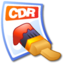 64x64px size png icon of CDR