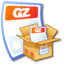 64x64px size png icon of GZ