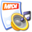 64x64px size png icon of MIDI