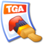 64x64px size png icon of TGA
