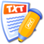 64x64px size png icon of TXT 2