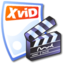64x64px size png icon of XviD