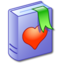 64x64px size png icon of Bookmarks 2