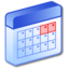 64x64px size png icon of Calendar Month