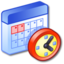 64x64px size png icon of Calendar Multiweek