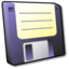 64x64px size png icon of Save