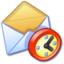 64x64px size png icon of Send Later