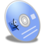 64x64px size png icon of CD Mac
