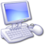 64x64px size png icon of Computer 1