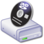 64x64px size png icon of Drive DVD 1