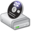 64x64px size png icon of Drive DVD 2