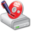 64x64px size png icon of Drive DVDR 2